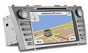 navigatie inbouwen